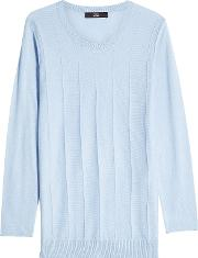 Pullover With Cashmere
