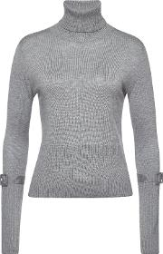 Turtleneck Pullover With Cashmere