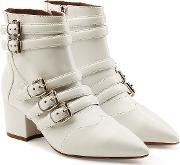 Christy Leather Ankle Boots