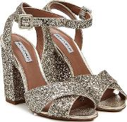 Connie Glitter Pumps