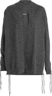 The Kooples Wool Cardigan With Cashmere