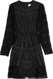Raffia Lace Dress