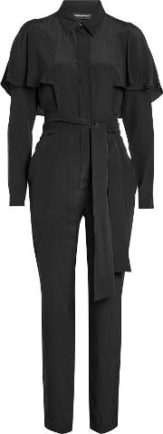 Evelyn Silk Jumpsuit