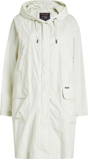Atlantic Parka With Cotton
