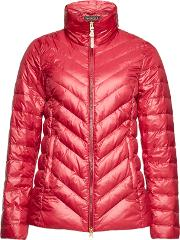 Clarion Quilted Down Jacket
