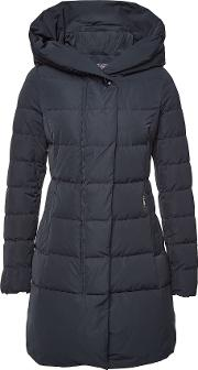 Puffy Prescott Quilted Down Coat
