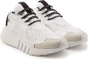 Ayero Sneakers With Leather And Mesh