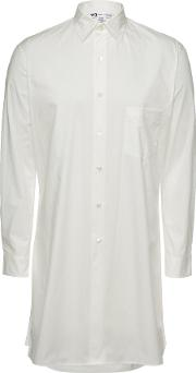 Longer Length Cotton Shirt