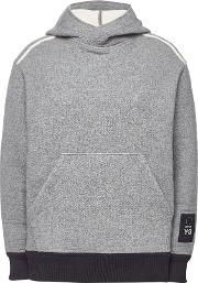 Spacer Hoody With Wool