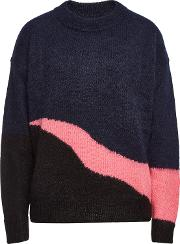 Tony Pullover With Mohair And Wool