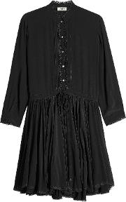 Zadig & Voltaire Dress With Lace