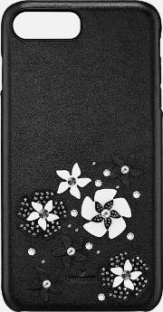 Mazy Smartphone Case With Integrated Bumper, Iphone 8 Plus, Black