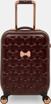 Bow Detail Cabin Suitcase