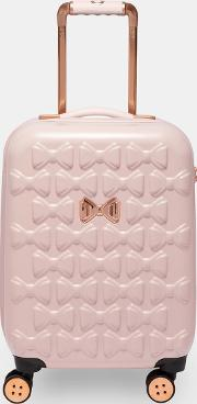 Bow Detail Small Suitcase