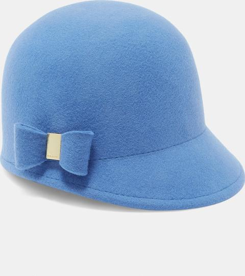 a46a27f5292057 Bow Peak Hat. Follow ted baker