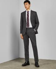 Endurance Checked Two Piece Suit