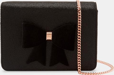 0bb25b1645f7 ted baker Glitter Bow Evening Bag