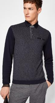 Mouline Polo Shirt