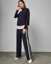 Side Tape Trousers