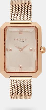 Square Dial Watch