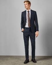 Sterling Two Piece Checked Suit