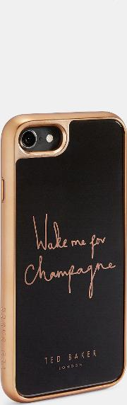 Wake Me For Champagne Iphone 66s78 Case