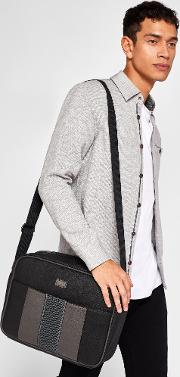 Webbing Messenger Bag