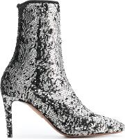 Costes Sequined Booties