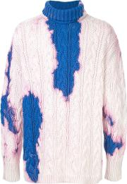 Cotton Tie Dye Sweater