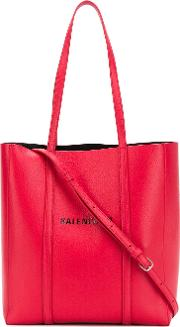 Everyday Xs Leather Tote Bag