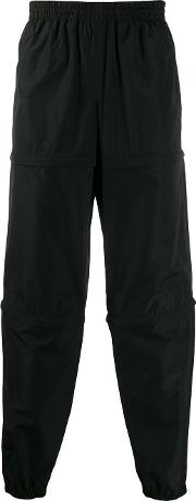 Technical Fabric Track Pants