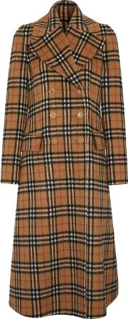 Aldermoor Vintage Check Coat