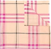 Classical Checked Scarf