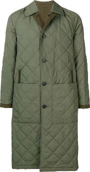 Long Quilted Ableford Coat