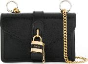 Aby Leather Shoulder Bag