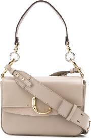 C Small Leather Shoulder Bag