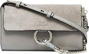 Faye Leather Wallet On Chain