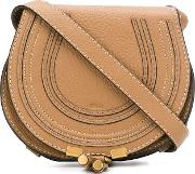 Marcie Mini Leather Shoulder Bag