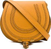 Marcie Small Leather Shoulder Bag