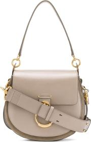 Tess Large Leather Shoulder Bag