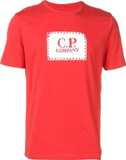 Prinded Cotton T Shirt