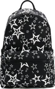 Backpack With Stamp