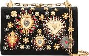 Dg Girls Clutch With Hearts Details