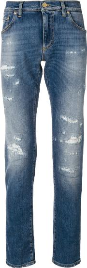 Jeans Comfort Stretch With Breaks