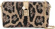 Jewel Clutch With Chain