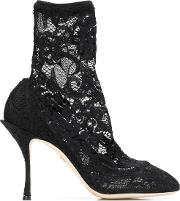 Lace Ankle Boots