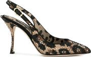 Leopard Printed Pumps