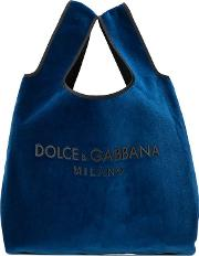 Shopping Cotton Tote With Logo