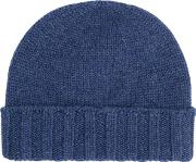 Cashmere Knitted Beanie Hat