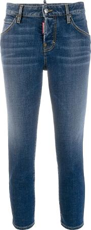 Slim Cotton Jeans